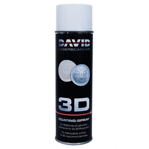 David 3D Mattierungs-Spray